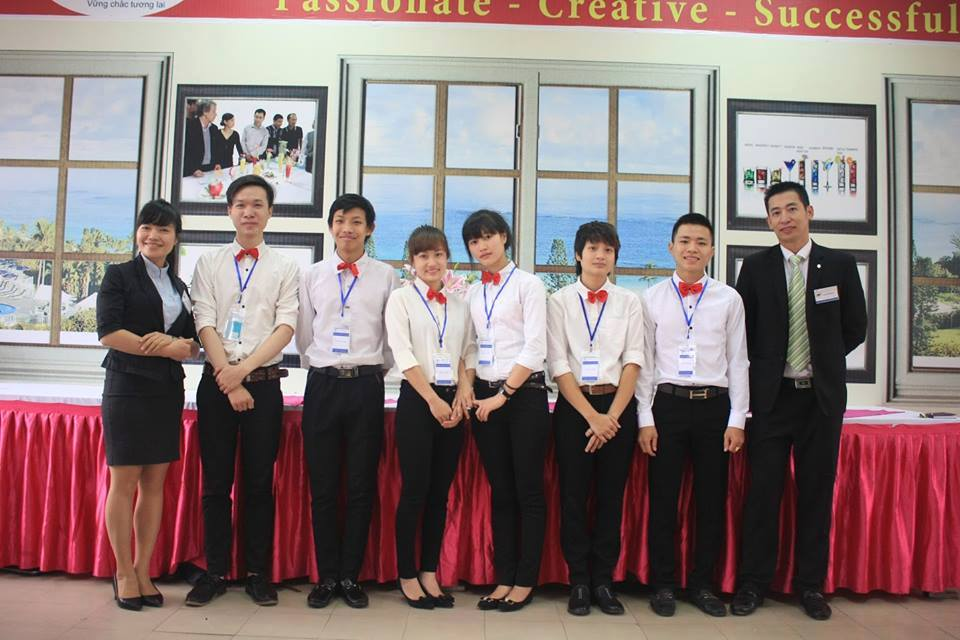 Hội thi tay nghề cấp trường
